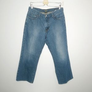 Lucky Brand 181 Relaxed Straight fit Jeans…